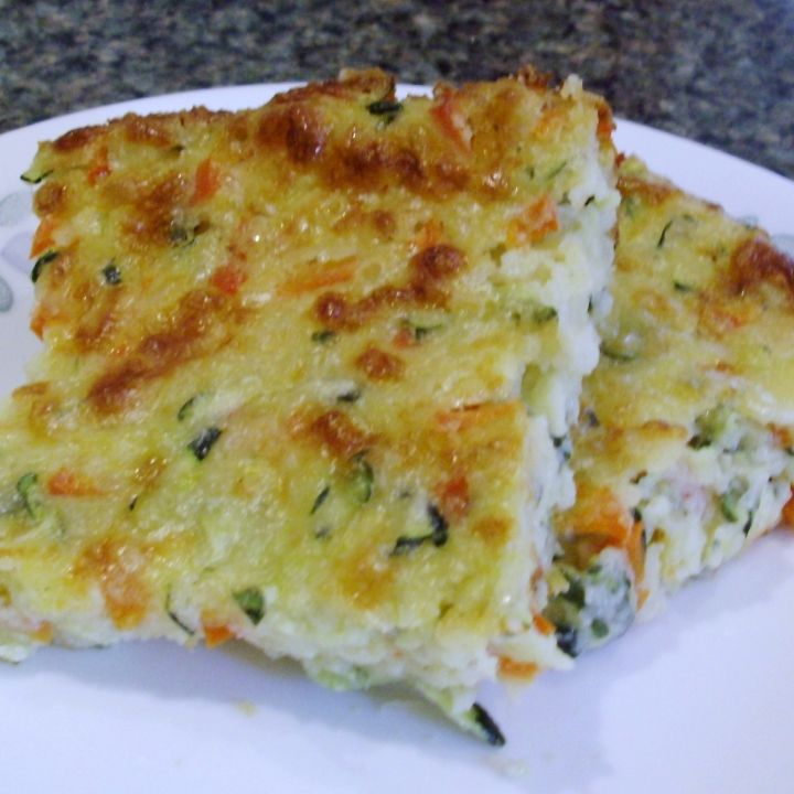 Crustless Zucchini Quiche Recipe  What a good way to use up all that summer zucchini.