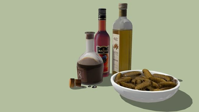 vinegar and pickles - 3D Warehouse