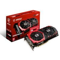 MSI Radeon RX 480 GAMING X 4G (V341-004R)  DEMAND MORE DEMAND RADEON Guiding the Future of Gaming The 4th generation GCN architecture is engineered for gamers who play anything from the latest MOBA s to the most popular AAA titles. Asynchronous Shaders and an enhanced Geometry Engine power new levels of smooth gameplay performance. Immersive VR Experiences Experience the next level of immersion with the world of VR gaming and entertainment with Radeon RX graphics cards powered by the…