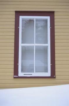 Installing exterior window trim (I hate fake shutters!)