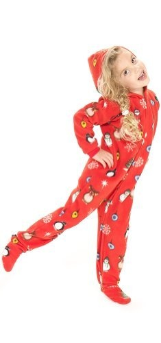 Footed Pajamas Holly Jolly Christmas Toddler Hoodie One Piece Footed Pajamas, http://www.amazon.com/dp/B0095UXPM6/ref=cm_sw_r_pi_dp_nKCLqb17V0TDT