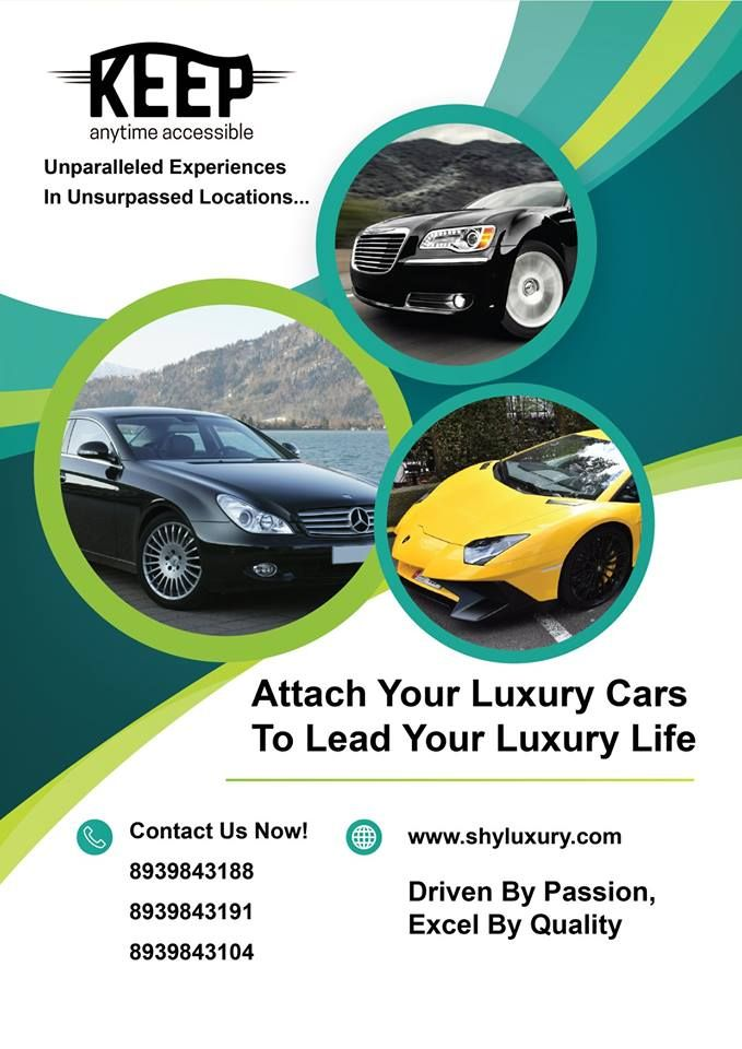 Shy Luxury Keep Taxi Services In Chennai Attach Your Luxury Cars To