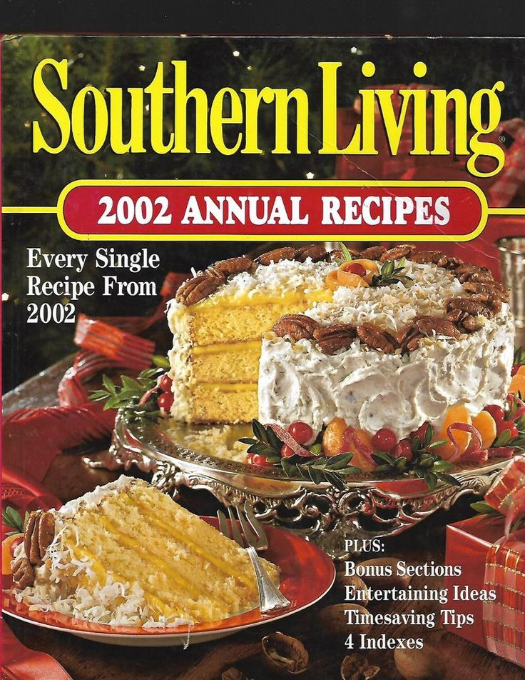 13 best southern living images on pinterest southern living southern living 2002 annual recipes cookbook hardcover cooking cook book forumfinder Image collections