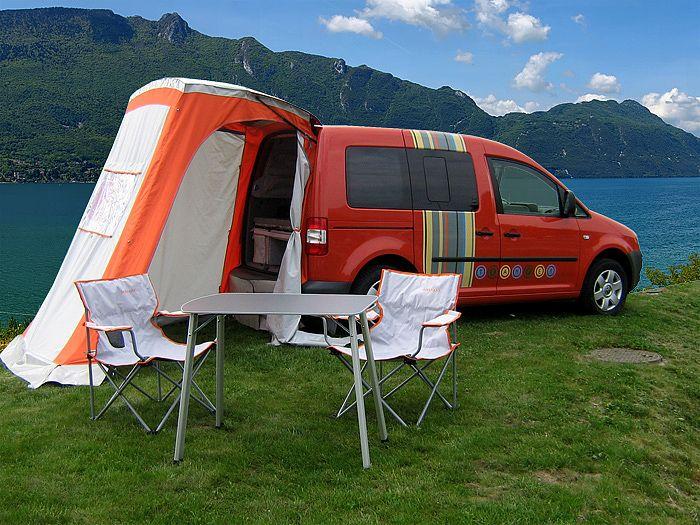 VW Caddy Tramper photo 11