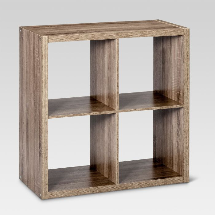 13 4 Cube Organizer Shelf Threshold 4 Cube Organizer Shelf Organization Cube Organizer
