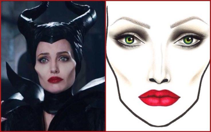 Make up ispirato a MALEFICA!!