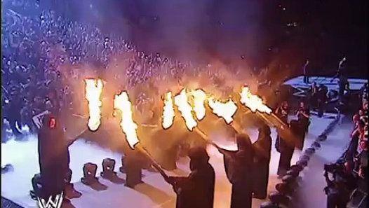 The Undertaker's WrestleMania XX Entrance 2015 | Celebrite
