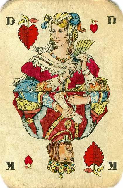Queen of hearts dating