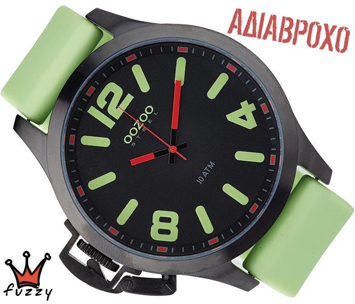 Ρολόι OOZOO STEEL XL OS382