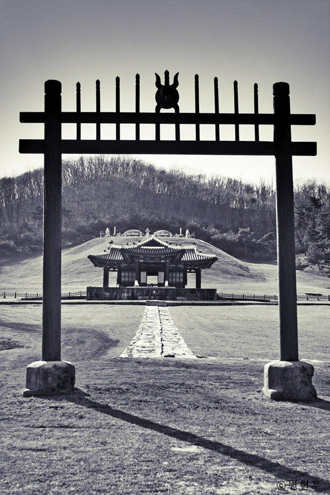 조선왕릉[Royal Tombs of the Joseon Dynasty]-숭릉