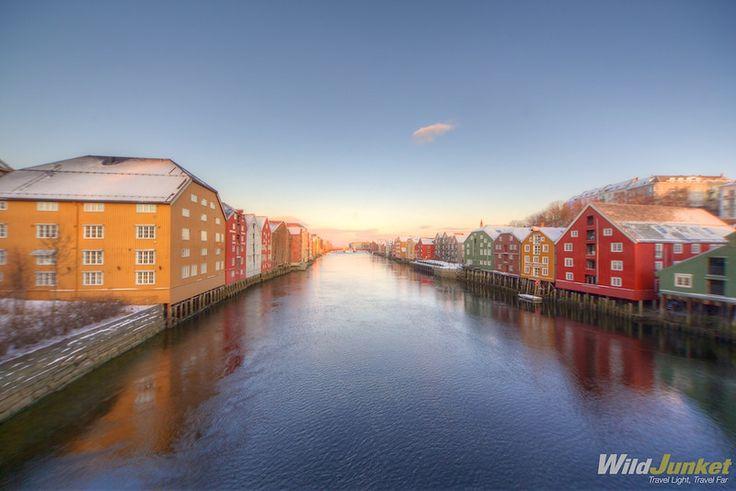 WildJunket.com Photoblog: Nordic Charm in Trondheim