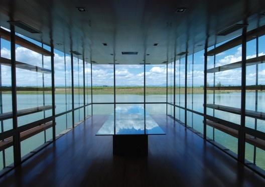 Sala de Degustación Via Wines / Claro Arquitectos (12)