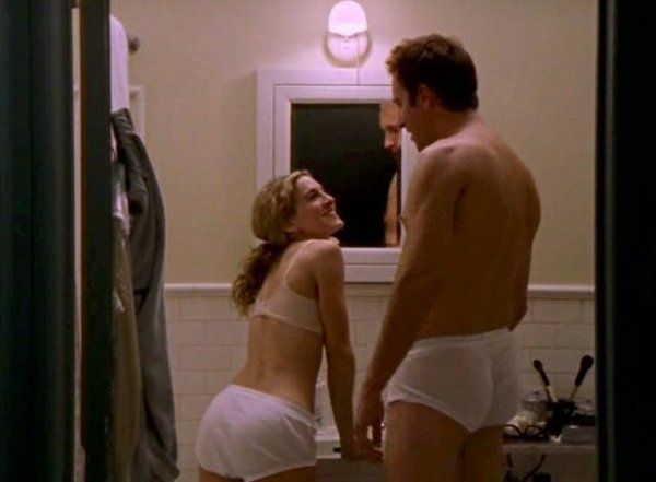 All of the Trends That Sex and the City Predicted and Perfected - High-Waisted Granny Panties