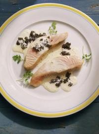 How To Poach Salmon In Milk   - I did this with mushrooms, corn and peppers. Fantastic!!