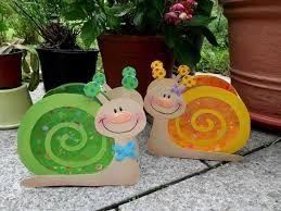Bildergebnis für schnecken im kindergarten ideen