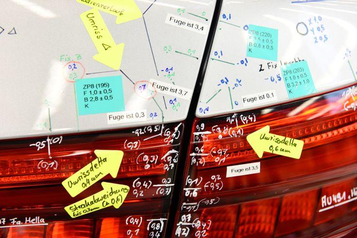 Präzisionsarbeit am Meisterbock - Audi Blog