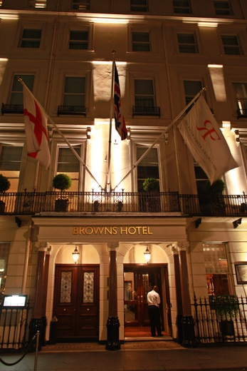 London Browns Hotel - My Favorite!served (£35–£48). Tea Times: weekdays 3–6, weekends 1–6