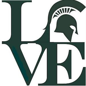This picture describes me because even though I am only a sophomore...being a Spartan is my life! I BLEED GREEN! I go to the football games, hockey games, I play with the Spartan head on my jersey. It is truly who I have become!