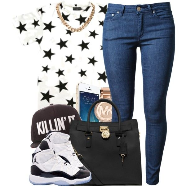 KILLIN' IT, created by oh-aurora on Polyvore