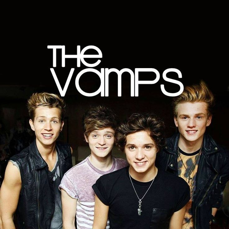 love the vamps