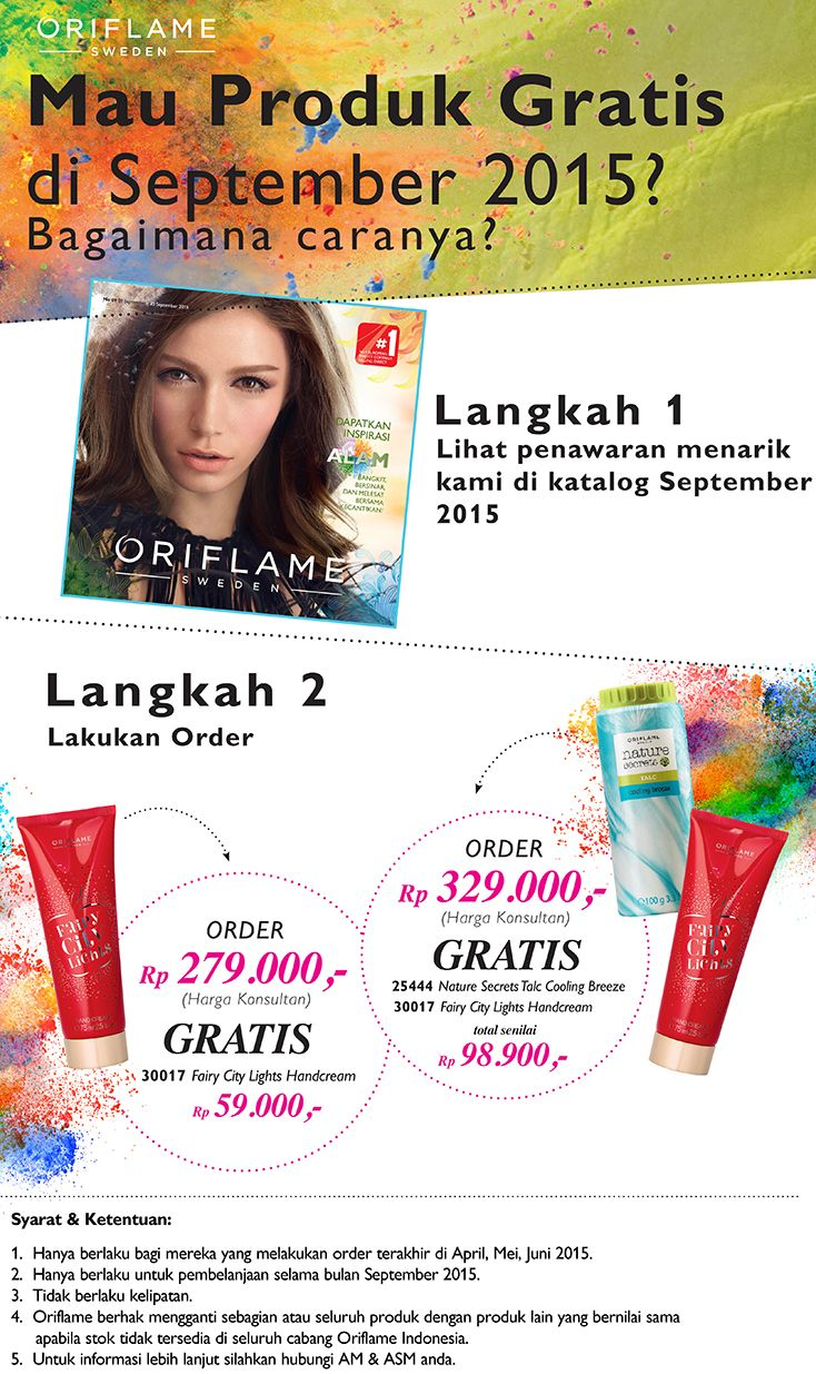 Reactivation Campaign | Oriflame Cosmetics