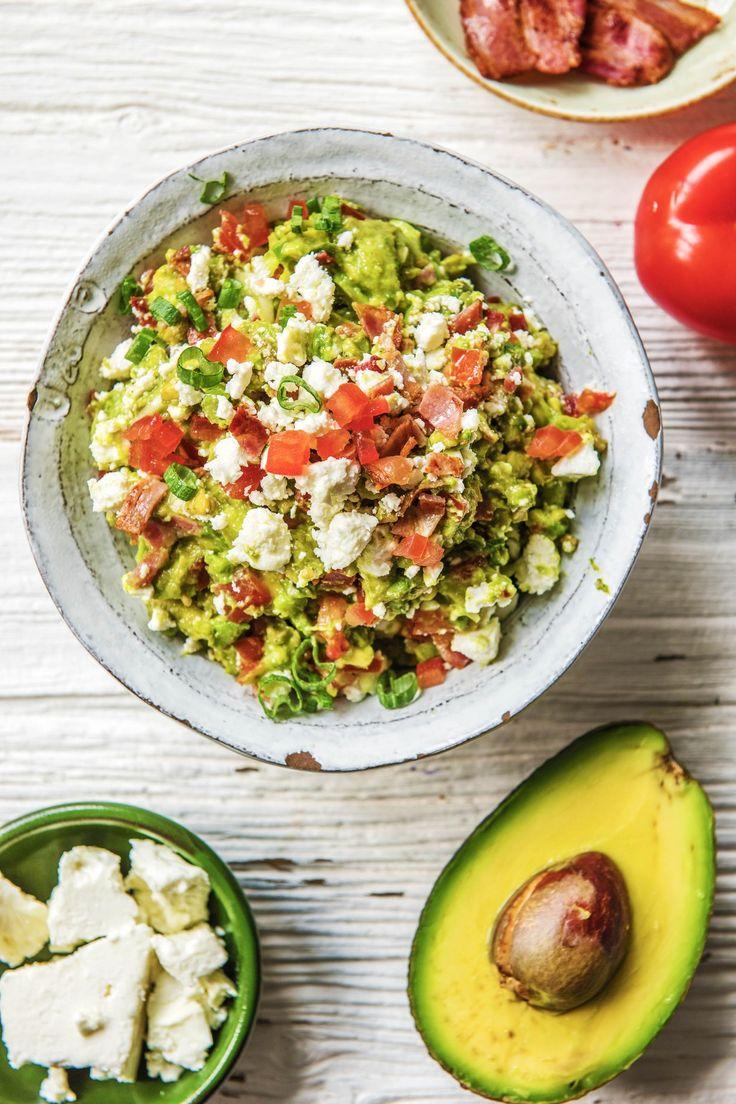Food Network Alton Brown Guacamole Recipe