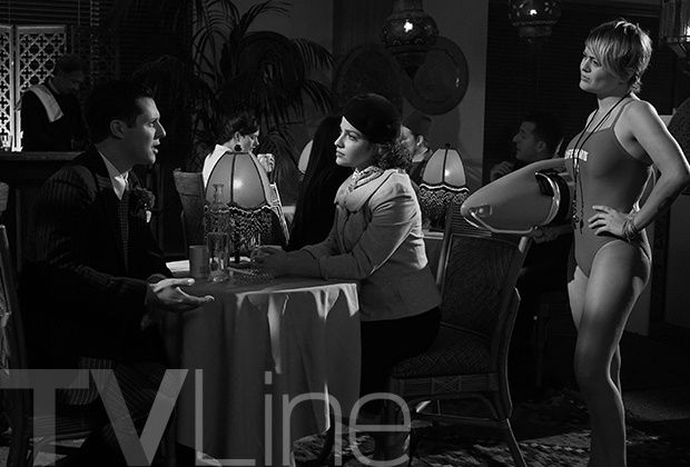 Kevin From Work: First Look at the Sitcom's Casablanca-Themed Episode - http://www.hollywoodfame.com/kevin-from-work-first-look-at-the-sitcoms-casablanca-themed-episode.html