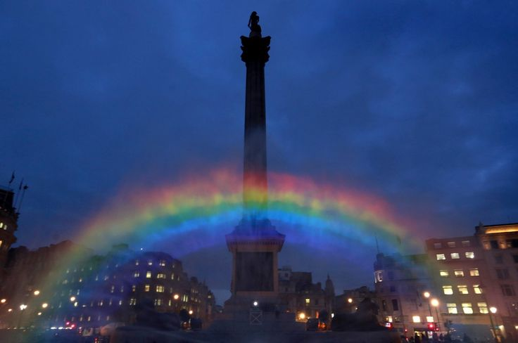 night rainbow © Matt J Alexander