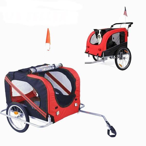 21++ Bike stroller trailer for dogs ideas in 2021