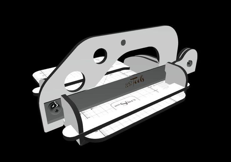 LC Mini Slicer | 3D model