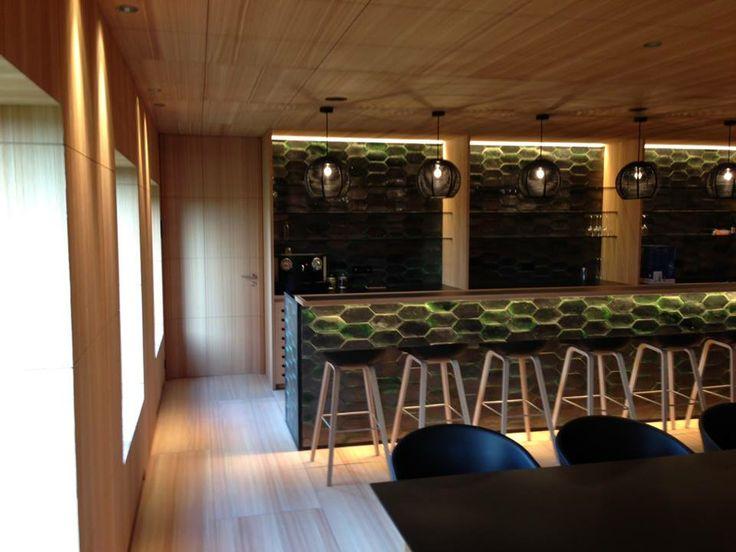 SANGHAu0027s black DARK HOF TER WEZE Roeselare private dining room Bon-apart #concept Lieven & 38 best OZ- Tennyson Project Lighting Inspirataions images on ... azcodes.com
