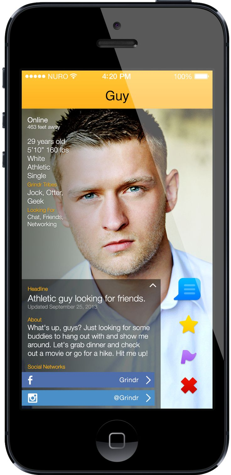 Gay dating mobil