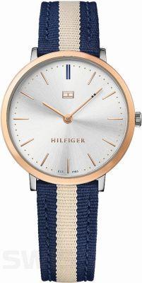Zegarek marki Tommy Hilfiger będzie idealnym dopełnieniem casualowego stylu!