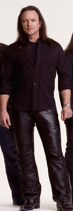 Geoff Tate of Queensryche. No Tate = No Queensryche. heavy metal music.