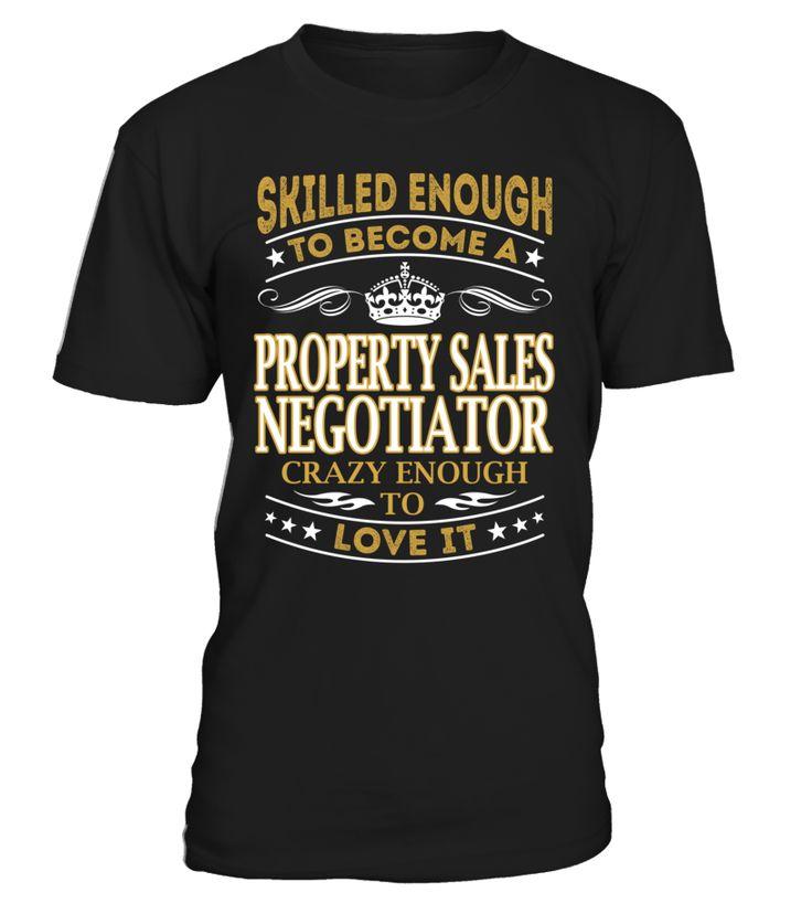 Property Sales Negotiator - Skilled Enough To Become #PropertySalesNegotiator