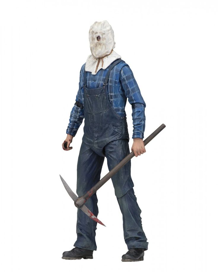 Neca 7inch Jason From Friday the 13th Ultimate Part 2