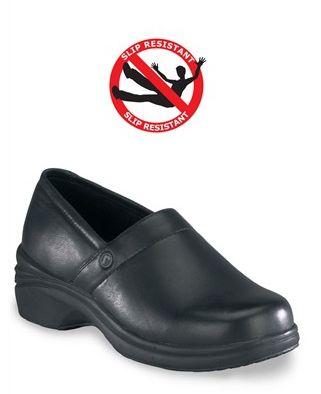 Rockport Works Men's Slip-On Work Clog Style #