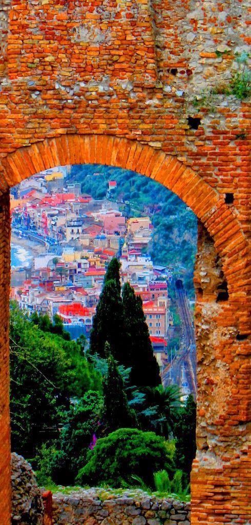 Taormina-Sicily, Italy