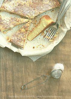 torta di ricotta senza farina...