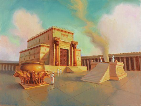 Interessantes und Kurioses über HLT-Tempel