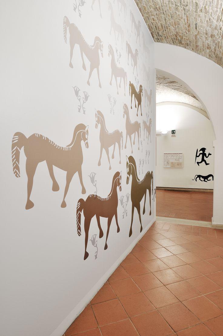 graphic decoration Piceni