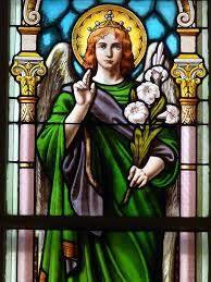 Pendentif de l'Archange Gabriel - livraison gratuite
