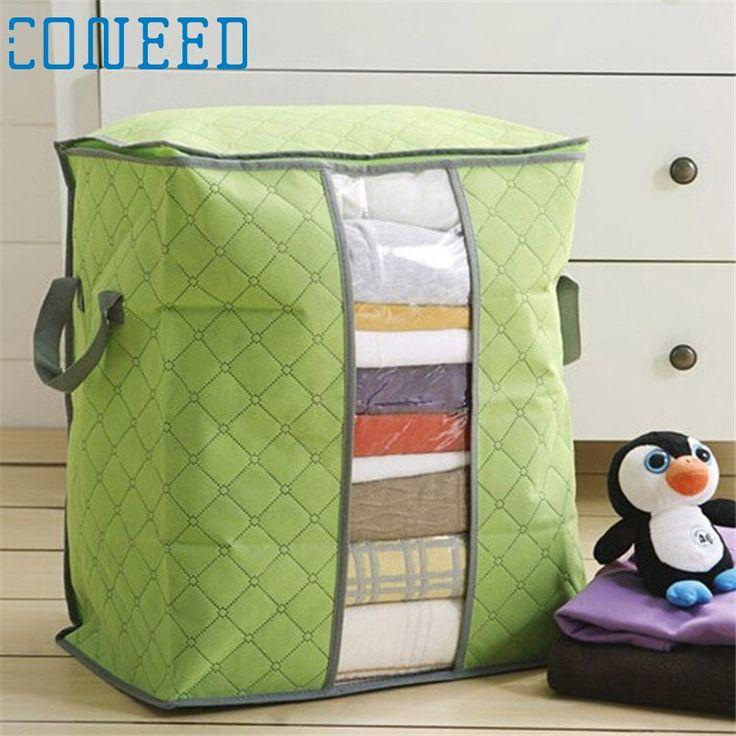 New Clothing Storage Bag Storage 60 * 40 * 35cm Folding Duvet Antibacterial Classification Clothing Organizer Quality First