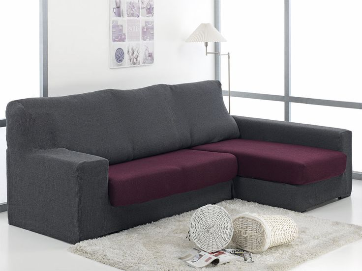 23 best ideas about fundas de sof chaise longue on - Funda sofa chaise longue ...