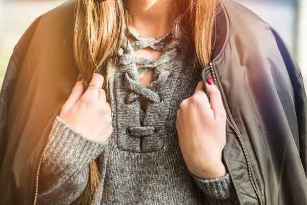 Dikke truien: drie onverwachte combinaties