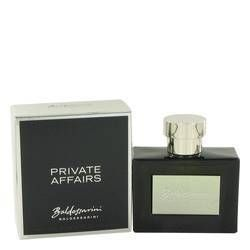 Baldessarini Private Affairs Eau De Toilette Spray By Baldessarini