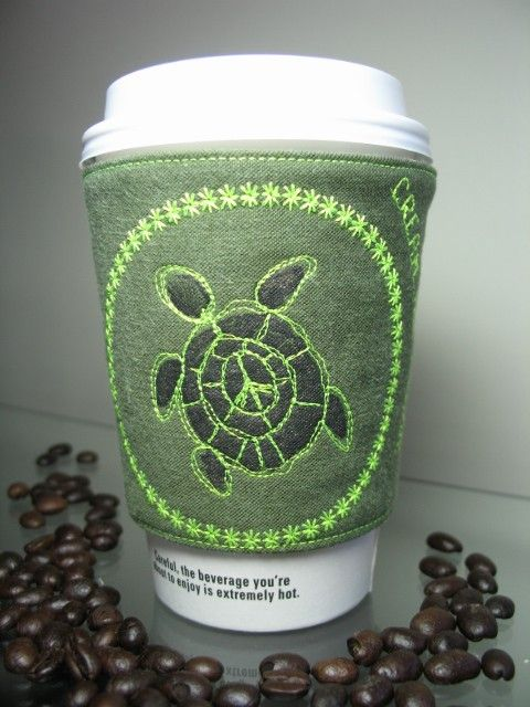 turtle cup holder thingy!