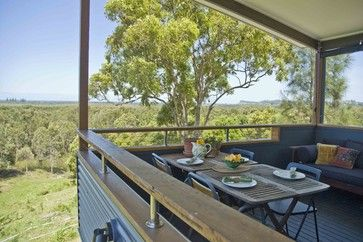 Deck Railing Home Design, Decorating, and Renovation Ideas on Houzz Australia