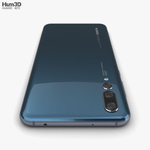 Huawei P20 Pro Midnight Blue Midnight Blue Huawei Blue