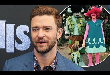 Justin Timberlake's son knows Can't Stop The Feeling is 'daddy's song'